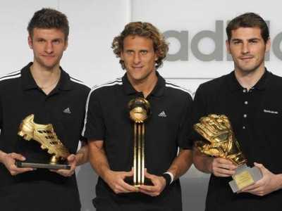 世界杯金靴 历届世界杯金球奖、金靴奖和金手套奖盘点