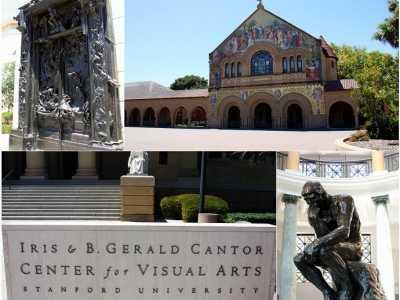 雕塑家罗丹 雕塑大师罗丹作品馆藏最丰富的博物馆之一
