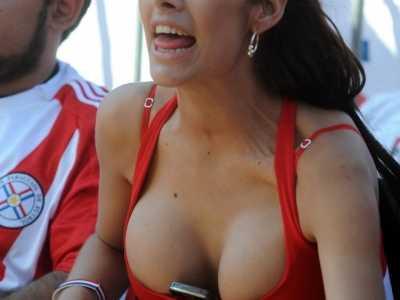 """巴拉圭女神 巴拉圭美女波霸、被誉为""""乳神""""的漂亮模特"""